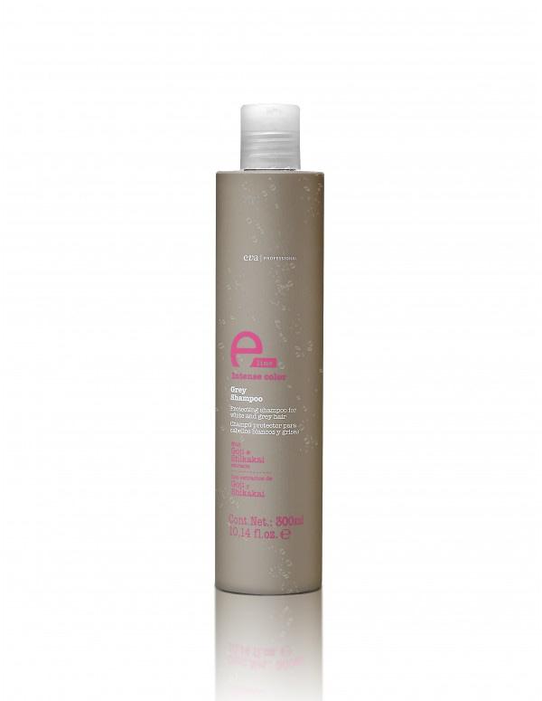E-Line šampoon hallidele juustele