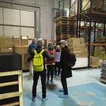Eva tehase külastus