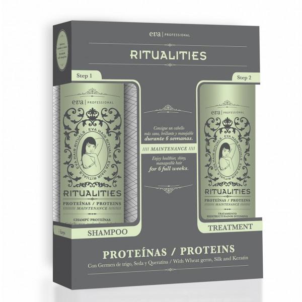 Eva Professional Ritualities kodune keratiinihooldus