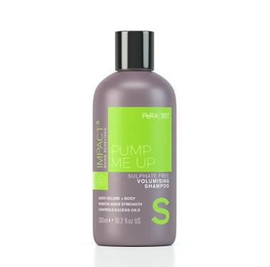 Volüümi andev šampoon sisaldab keratiini