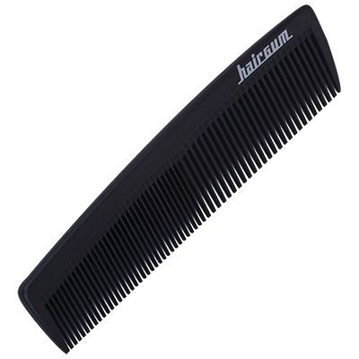 Hairgum kamm juustele ja habemele on antistaatiline