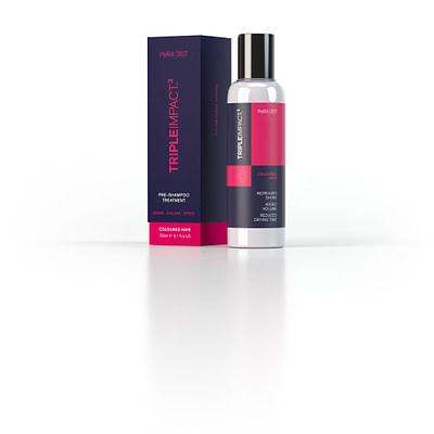Triple Impact intensiivne juuksehooldus Colour intensiivne hooldus