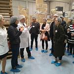 Eva Professional toodete tehase visiit