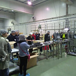 Eva Professional tehase külastus