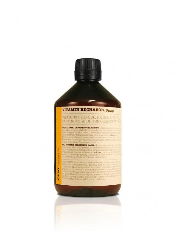Eva Professional Vitamin Recharge Orange śampoon ja palsam 500 ml