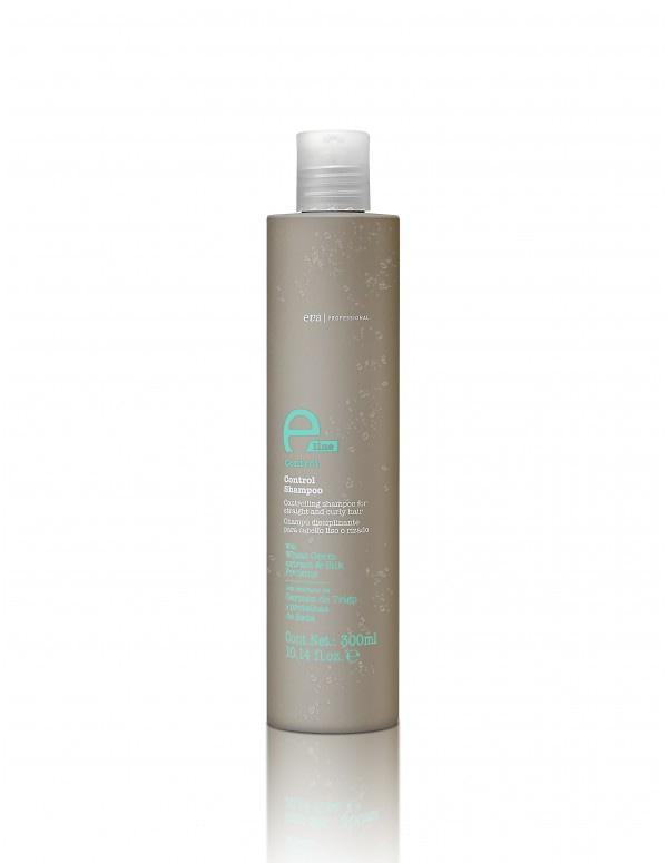 šampoon kahustele juustele, silub juukseid