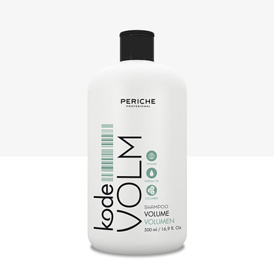 Kode VOLM volüümi lisav šampoon 500 ml