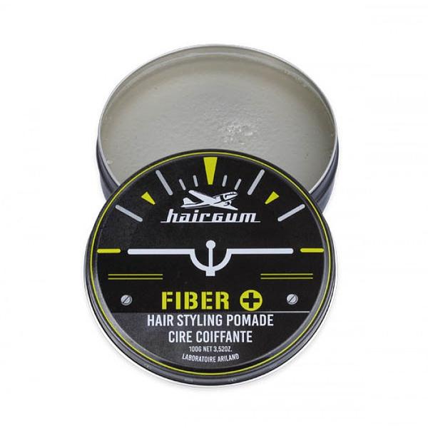 Hairgum Fiber Pomade keskmise tugevusega juuksepumat