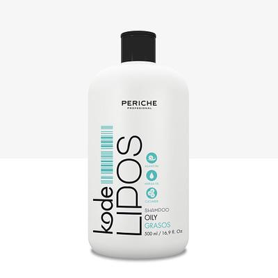 Kode LIPOS šampoon rasustele juustele 500 ml