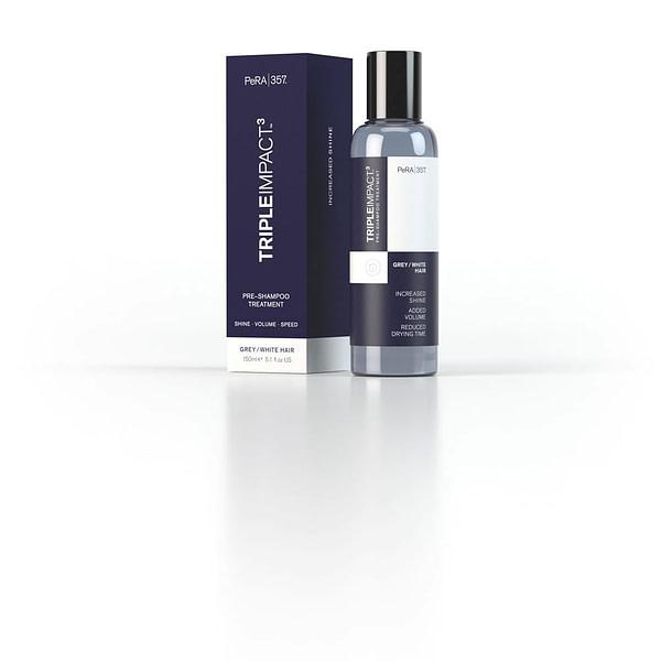 Triple Impact intensiivne juuksehooldus White on innovaatiline juuksehoolduse toode