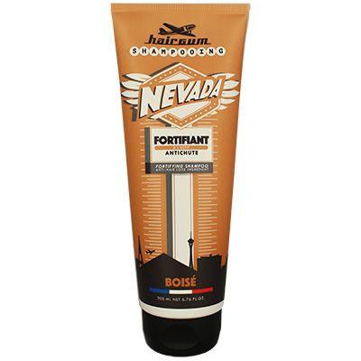 Hairgum Nevada juuste väljalangemise vastane šampoon aitab peanahka toniseerida ja aeglustada juuste väljalangemist.