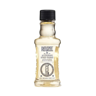 Reuzel Wood and Spice Aftershave 100 ml