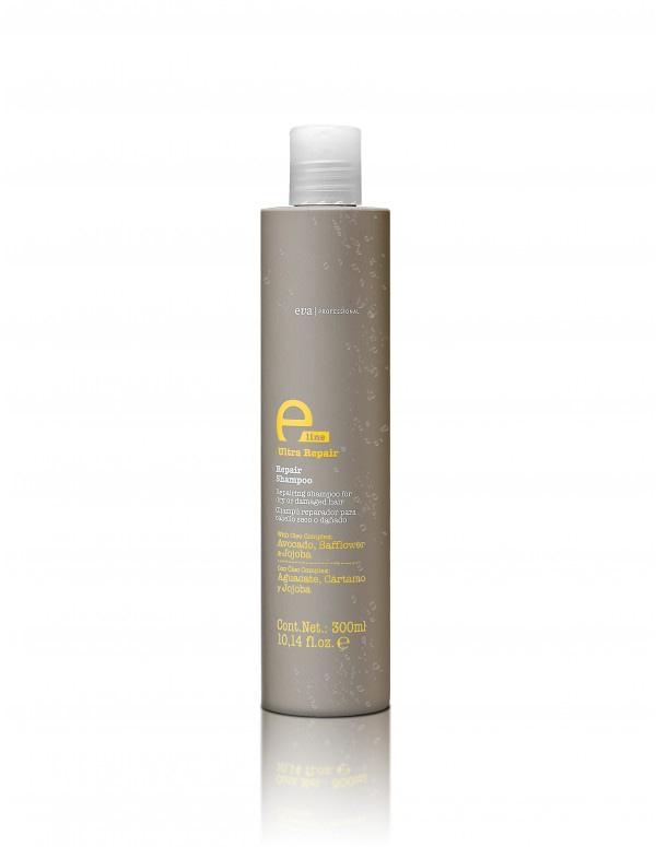Šampoon kuivadele ja kahjustatud juustele niisutab ja toidab juukseid