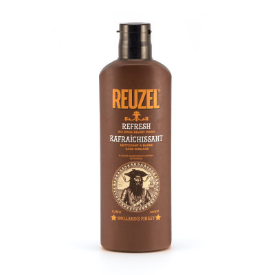 Reuzel Refresh No Rinse Beard Wash 100 ml
