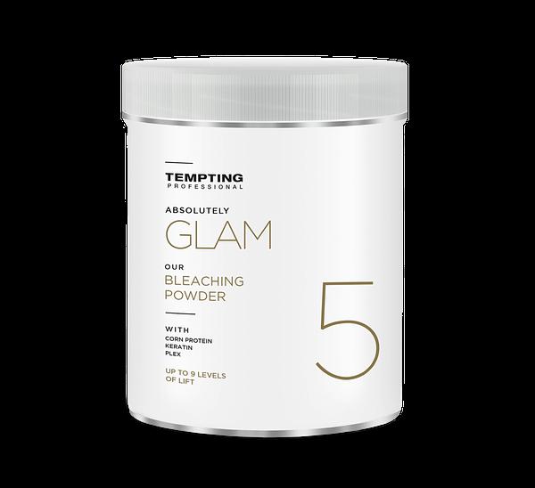 Tempting Professional Glam Bleaching blondeerija 500 g