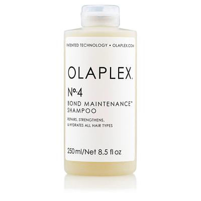 Olaplex No. 4 Bond Maintenance šampoon taastab ja tugevdab juukseid seespidiselt